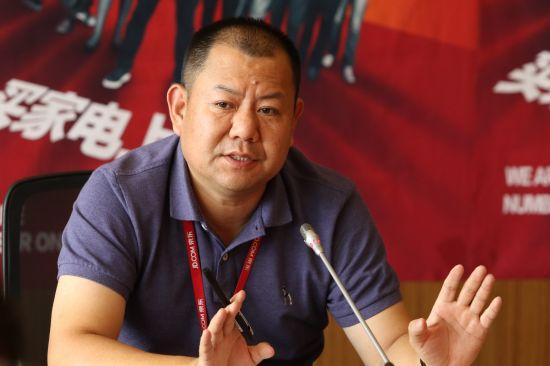 闫小兵:京东红六月必创家电行业月最高销售额