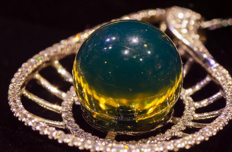 番禺前三季度珠宝首饰进口增长加快