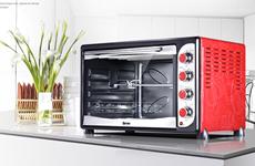 上下独立控温电烤箱  家用电烤箱