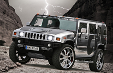 AK56102正版授权悍马车 遥控车电动玩具