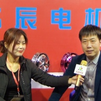COTV全球直播: 台州迈集电机铝轮