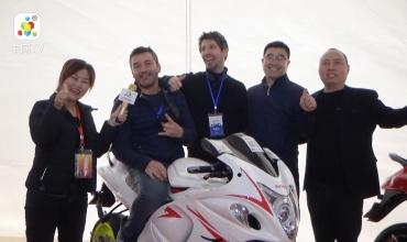 COTV全球直播: 浙江台州悍众高档电动跑车