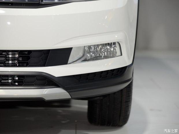 上汽大众 桑塔纳 2016款 浩纳Cross 基本型