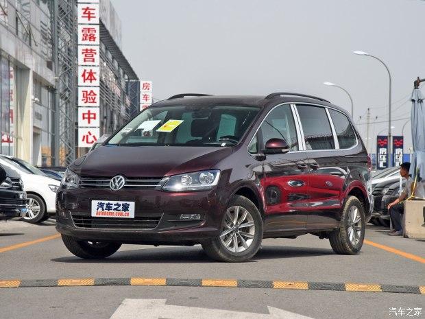 大众(进口) 夏朗 2016款 380TSI 暖心红限量版