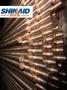 导电电极钨铜棒,W75焊接电极钨铜棒