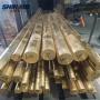 H96国标黄铜棒 H96耐腐蚀黄铜棒 小直径黄铜棒