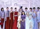 中國網上市場ChinaOMP.com_樂享嶺南 九五絲御·鄧兆萍時裝發布會