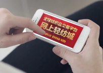 网上轻纺城宣传片