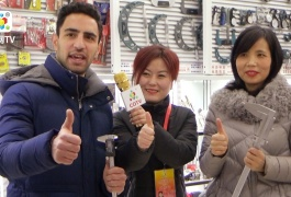 COTV: Shanghai Hengliang Measuring Tools Co. Ltd. in Yiwu Sales Office