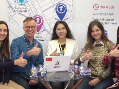 中国网上市场发布: 莫斯科Linxdatacenter数据中心公司