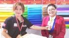 中國網上市場ChinaOMP.com_中國網上市場發布:?東莞市信遠無紡布有限公司經營素色針刺水刺SMS系列無紡布