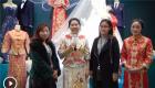 中國網上市場ChinaOMP.com_中國網上市場發布: 上海臻美嫁依禮服定制中心專業研制生產各種婚服、禮服