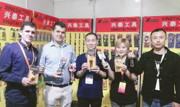COTV全球直播: 玉环珠港兴泰工具厂