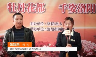 COTV全球直播: 洛阳市供销合作社参展团