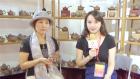 中國網上市場ChinaOMP.com_中國網上市場發布:廣西欽州坭興陶張振和精藝工作室專業從事設計制作坭興陶茶具