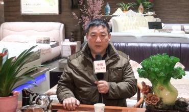 COTV全球直播: 义乌家具市场大自然棕床垫专卖店