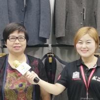 COTV全球直播: 常熟雅尔博制衣服饰