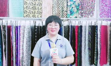 中网市场发布: 绍兴柯桥灵恩绣品有限公司
