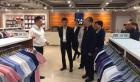"""中网市场ChinaOMP.com_新桥""""时裳小镇""""故事多!夏令敏一行调研新桥镇纺织服装产业"""