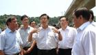 中國網上市場ChinaOMP.com_張德江調研紡織企業:關鍵在創新