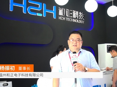 中国网上市场发布: 温州和正电子科技
