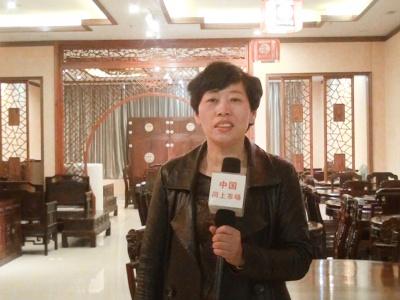 中国网上市场报道: 东阳花园红木家具城东作皇品红木家具直营店