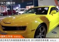 浙江申元汽车销售服务有限公司-中网市场柯桥车展发布