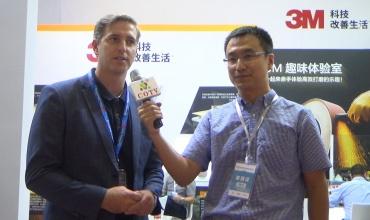中国网上市场发布: 3M中国
