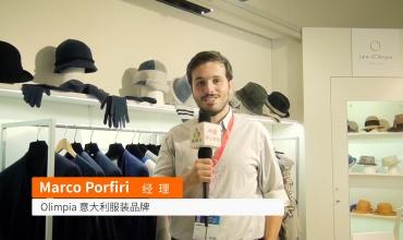中国网上市场报道: Olimpia 意大利服装品牌