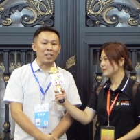 COTV全球直播: 永康市百幸工贸有限公司蒂司特铝艺