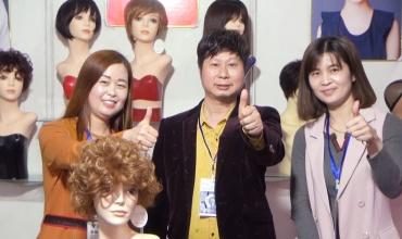 COTV全球直播: 青岛海林发制品