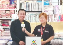 COTV全球直播: 南通威克多家纺有限公司