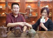 COTV全球直播: 汪庆明醉仙壶 东升陶艺紫砂艺术馆