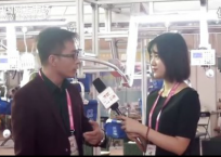 宁波国际服装节:中网市场发布圣瑞恩工业自动化