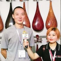 COTV全球直播: 苏州姑苏刘湘贤民族乐器工作室
