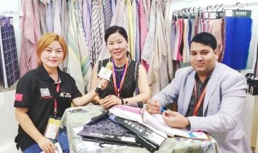 COTV全球直播: 绍兴勋爵纺织品有限公司