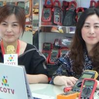 COTV全球直播: 义乌商贸城楼冰梅商行