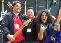 中网市场发布: 香港万硕实业有限公司 KAMPFER电吉他