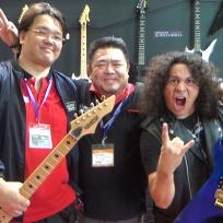 COTV全球直播: 香港万硕实业有限公司 KAMPFER电吉他