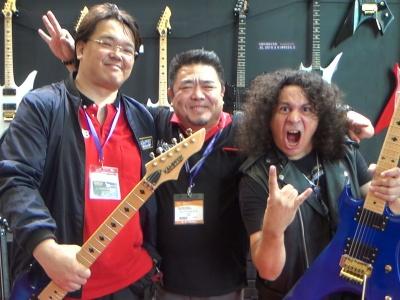 中国网上市场发布: 香港万硕实业有限公司 KAMPFER电吉他