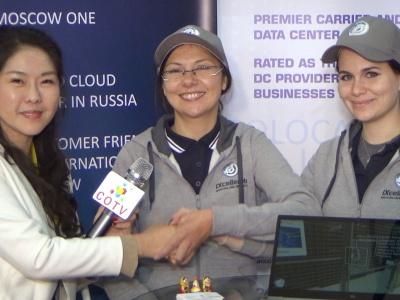 中国网上市场发布: IXcellerate Moscow One Datacentre 莫斯科一数据中心