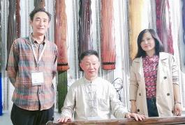 COTV全球直播: 江苏常熟虞山天池古琴斫坊