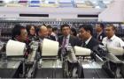 中网市场ChinaOMP.com_青岛纺机FARO自动络筒机首次亮相
