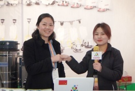 COTV全球直播: 温州马可马克清洁设备