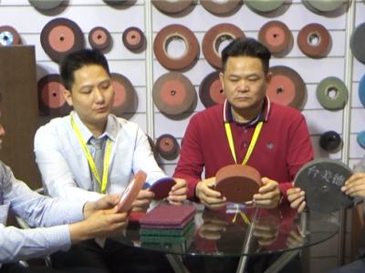 中国网上市场发布:东莞市康信研磨材料有限公司研发生产不织布磨料磨具