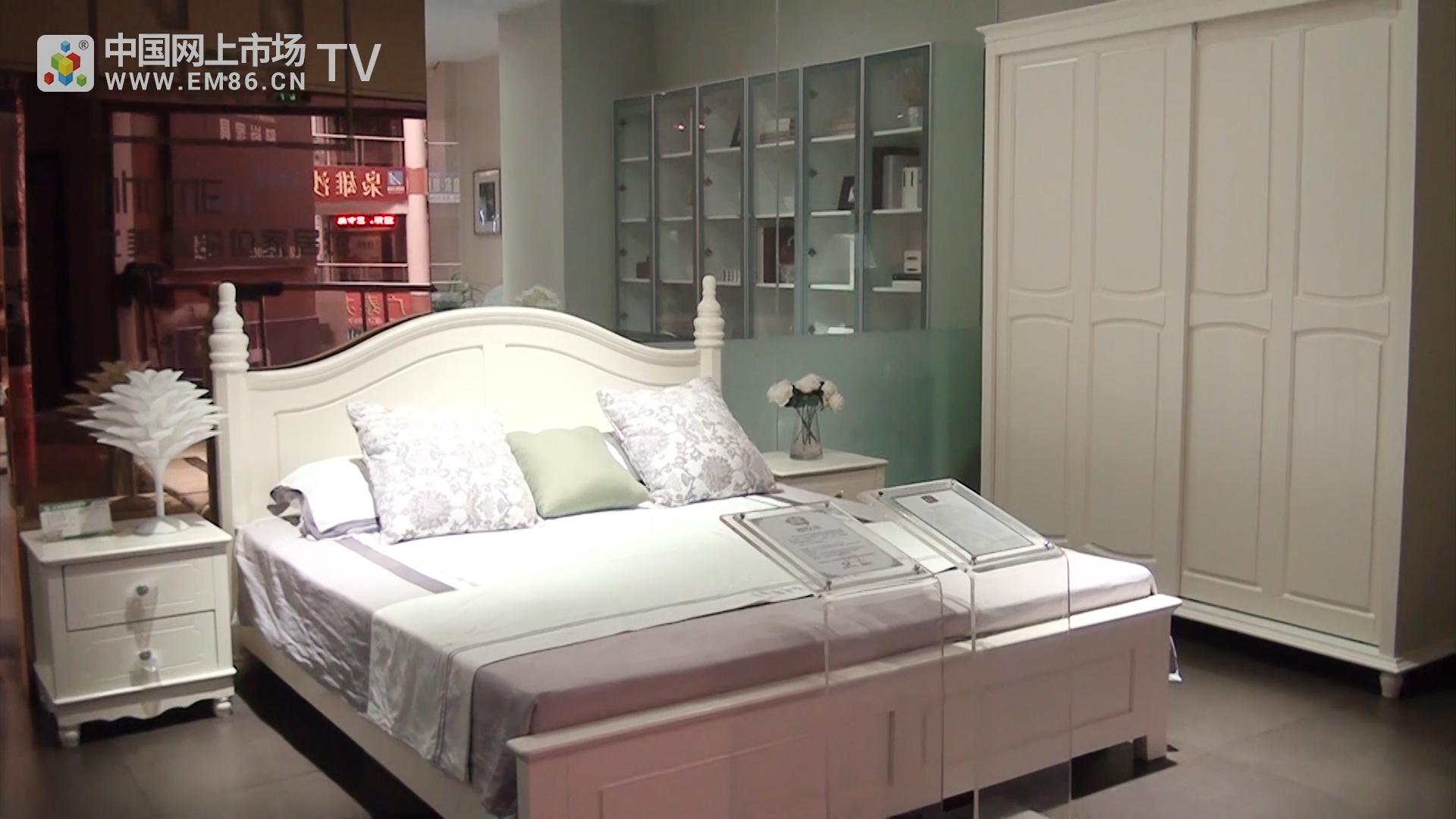 美格登欧式卧室家具新款图片