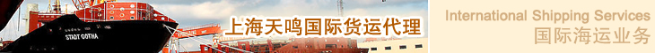 上海天鸣国际货运代理