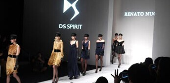 DS与时装设计师杨冠华合作 跨界参加上海时装周