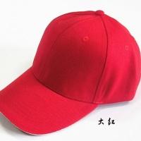 全棉棒球帽,六片棒球帽,水洗棒球帽