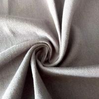 加厚斜洗水 全棉洗水斜纹布 女装面料 全棉砂洗布怀旧风衣面料